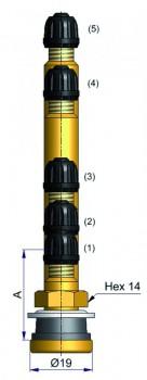 Вентиль б/к TR 501 S-4591-2